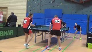 Mixed Runde Coach Szappanos Regenstauf Hungary Bayer  Jugendm  Ansbach 20181208 Table Tennis Zoom  8