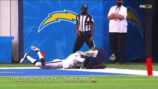 Justin Herbert and the Chargers lose in heartbreaking finish! Is this a catch? Chargers vs Raiders