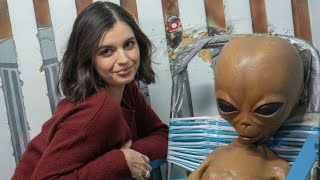 Rebecca Black Dates An Alien | Roswell, New Mexico