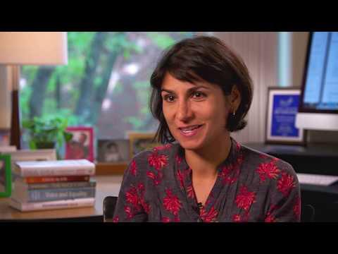 Cells to Cellphones - Professor Maya Sen on YouTube