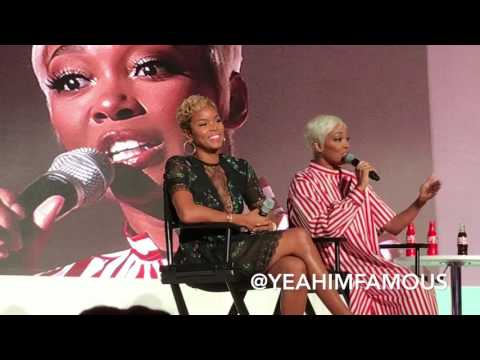 Essence Festival 2017 Day One Panels , Q&A s , Concert, Press Room