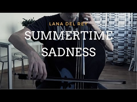 Lana Del Rey - Summertime sadness for cello and piano (COVER)