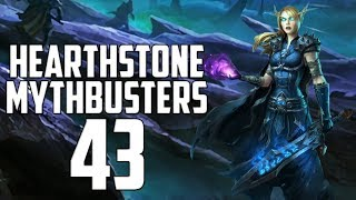 Hearthstone Mythbusters 43