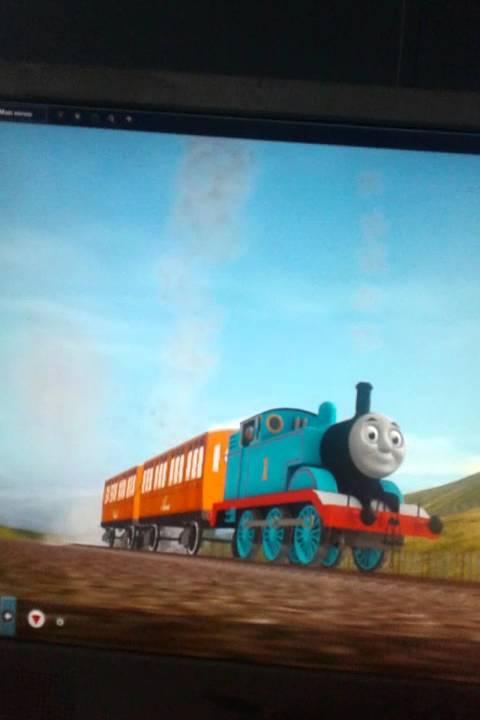 Trainz CGI Thomas I got