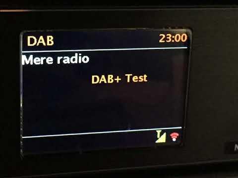 Mere Radio, DAB+ Test Loop, 2017