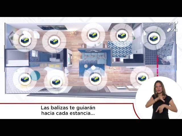 Casa Inteligente, Accesible y Sostenible de Fundación ONCE