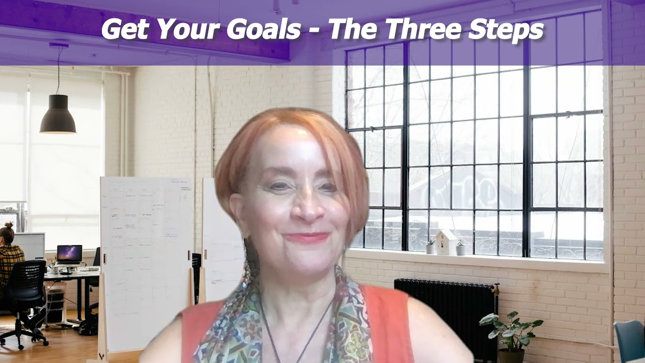 EPISODE 903: Get Your Goals. The Three Steps