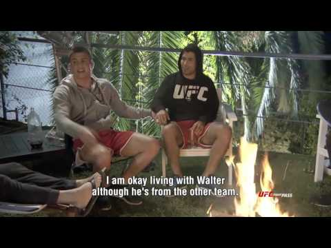The Ultimate Fighter Latin America 3 Web Extra: Put Out The Fire