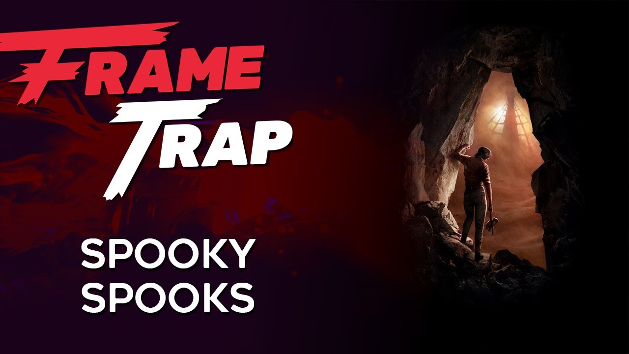 """Frame Trap - Episode 118 """"Spooky Spooks"""" - There's plenty of horror talk just in time for Halloween on this latest episode of Frame Trap. Ben, Blood, and Brandon dig into The Haunting of Bly Manor, the D"""