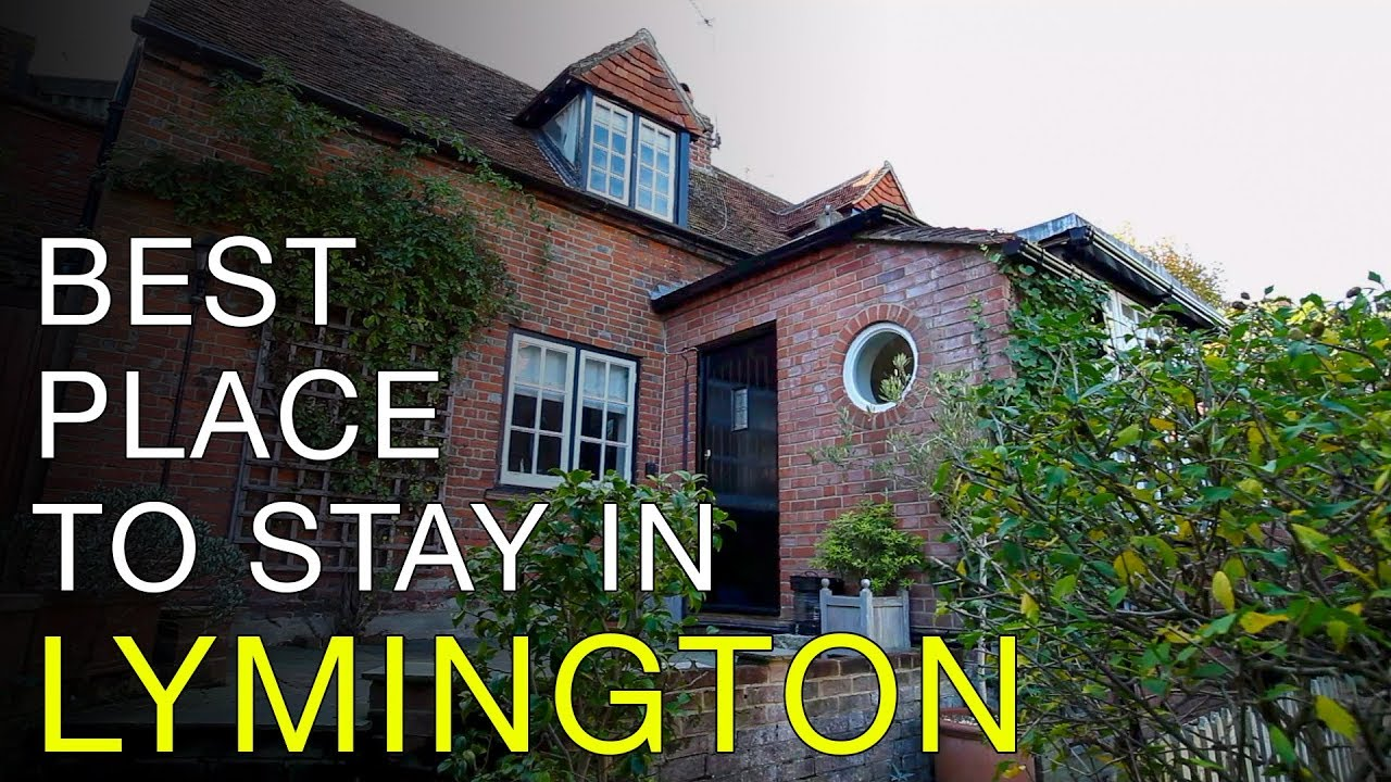 Best Accommodation in Lymington - Places to stay near the New Forest