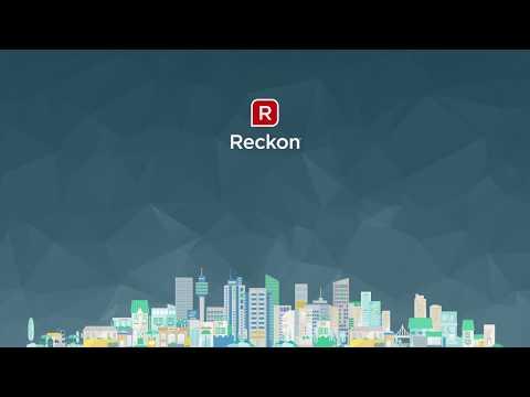 RECKON ONE - How do I pay a bill?