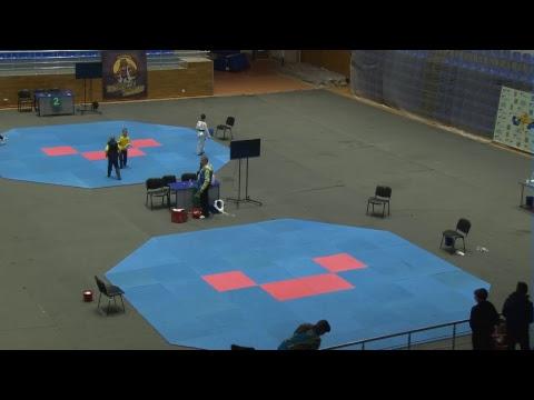 KHARKIV SPORT CITY: Тхэквондо ВТФ. Финал Всеукраинского Гран-При