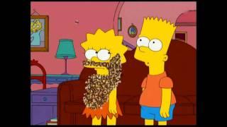 Bart Simpson milhoust Lisa Deutsch und HD