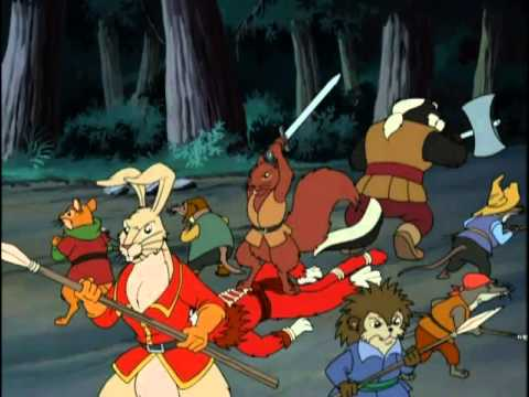 The Redwall Adventures