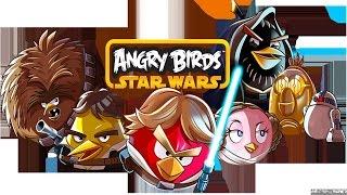 Angry Birds Star Wars - Злые Птички Звёздные Войны. Игра Третья