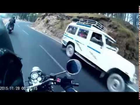 Lansdowne ( Pauri Garhwal, uttarakhand) -  Action camera................