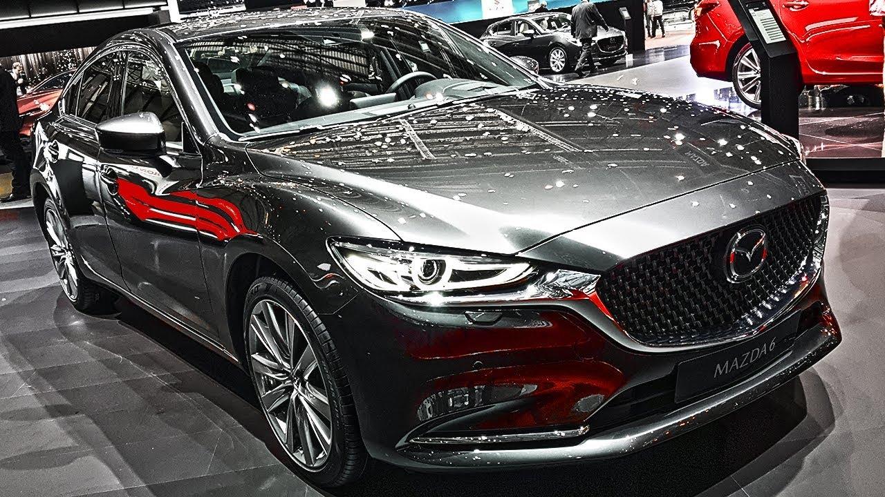 От Камри ТАКОГО не дождёшься! Новая Мазда 6 2018 и Mazda 3 будущего!