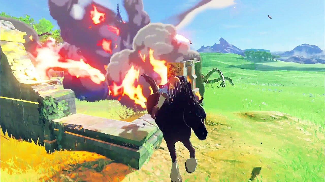 The Legend Of Zelda Breath Of The Wild Rezepte