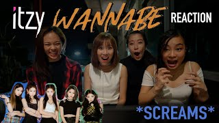 Baixar ITZY 'WANNABE' | Reaction by dB Dance ft. Annie