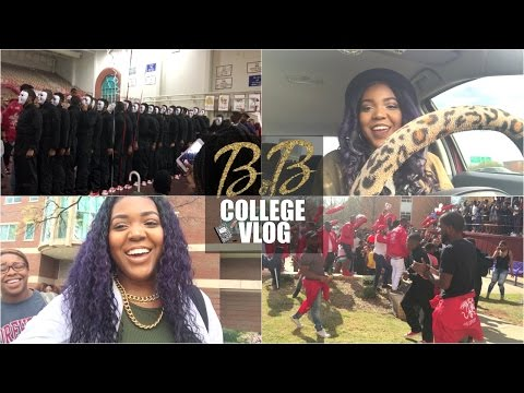 MOREHOUSE COLLEGE KAPPA PROBATE| Grand Pi Chapter || BrelynnBarbie Vlog