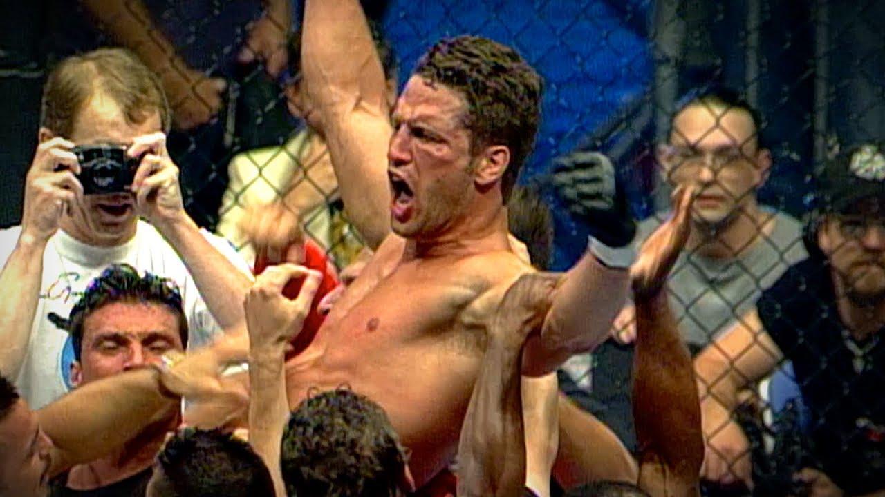 Полный бой: Тито Ортис - Гай Мезгер (UFC 13)