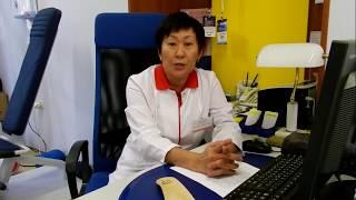 Видеообзор врача: Тонкие каркасные стельки для лечения всех видов плоскостопия 1-3 степени
