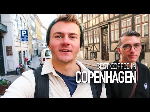 BEST COFFEE IN COPENHAGEN!