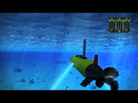 WSense Redeployable Underwater Sensor Network
