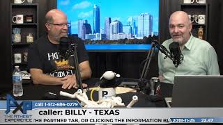 Unnatural vs Supernatural, Evidence for God, Design | Billy - TX | Atheist Experience 22.47