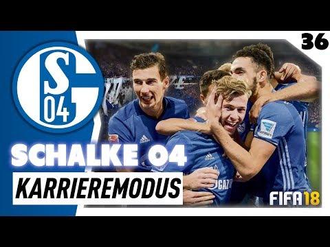FIFA 18 Karriere S04 ☆ Krasses Pokalfinale gegen Bayern! ☆ Karrieremodus Schalke #36