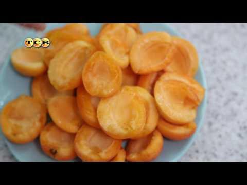 Как высушить абрикос