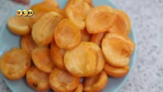 видео Сушка абрикосов