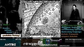 03/12 Die Bibel, Christoph Kolumbus & Der Holzschnitt -  Wie Die Erde Zur Sc