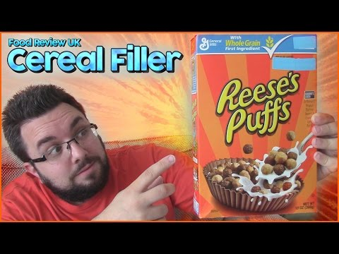 Reese's Puffs Review | Cereal Filler