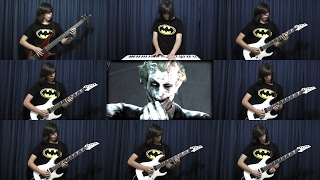 Batman: Arkham City Main Theme Ultimate Metal Cover [TheBeckProject]