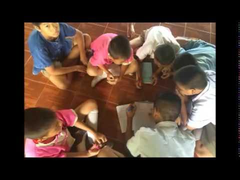 การสอนสุขศึกษาโรงเรียนบ้านห้วยอูน