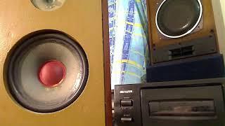 Aiwa AD-F550 проверка на запись