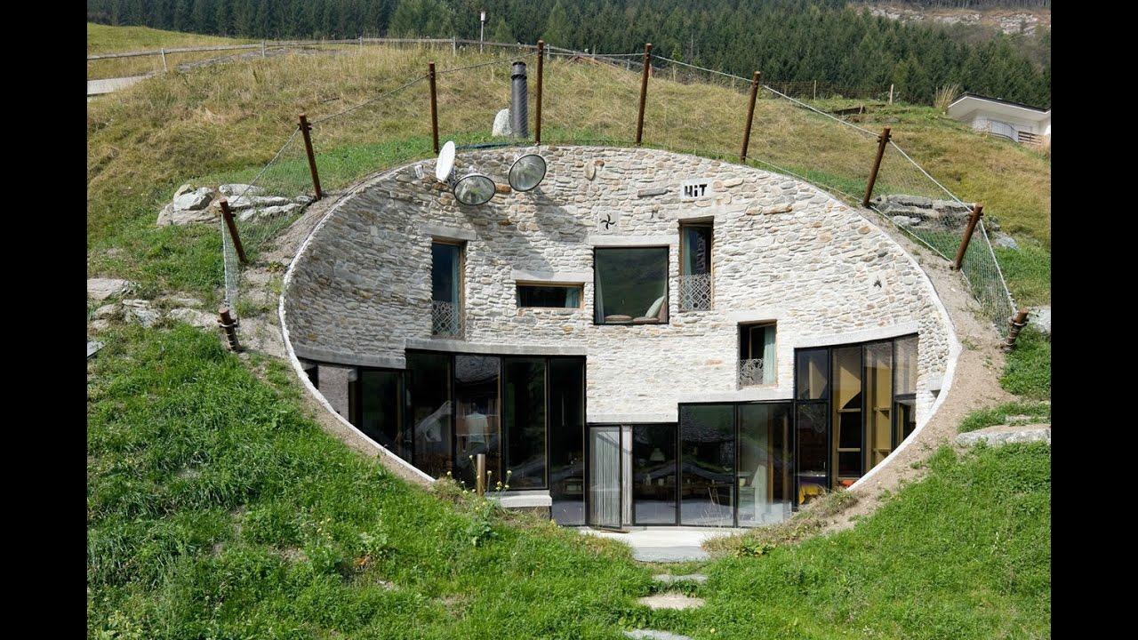 Las 6 casas subterr neas m s incre bles youtube - Casas en tavernes de la valldigna ...