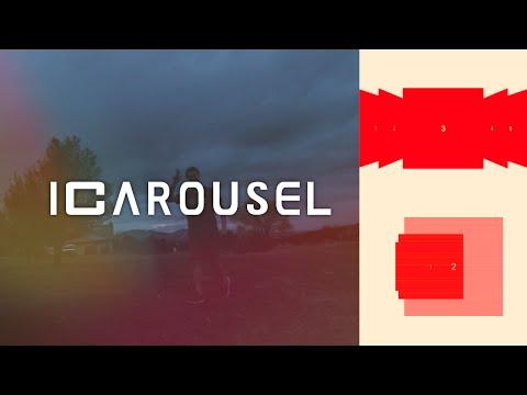 Create a Carousel! (iCarousel : Swift 2 in Xcode)