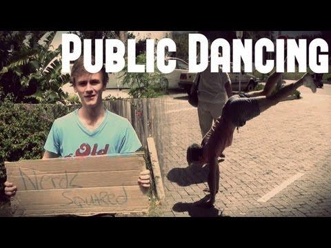 Public Dance Humiliation Prank