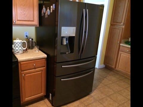Refrigerator Samsung Rf28jbedbsg Aa Problem Youtube
