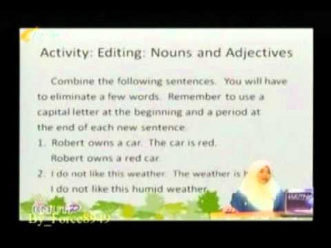 การเขียนภาษาอังกฤษ 1 Connecting Sentence and Paragraphs Force8949