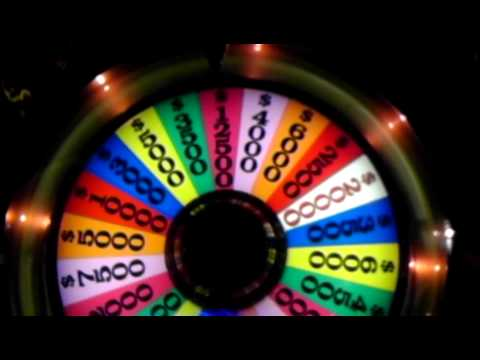 $100 WHEEL OF FORTUNE $12500 HIT - YouTube