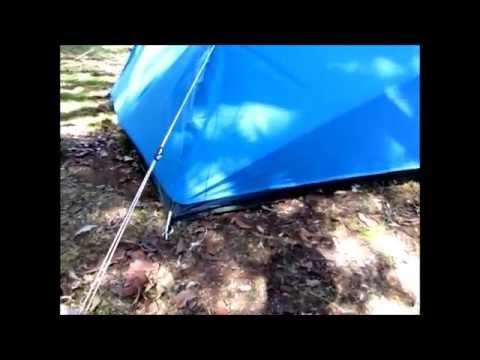 8f417957c Review - Tenda   Barraca Arpenaz 2 XL - Quechua - YouTube