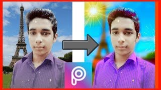 PicsArt Tutorial 1_PicsArt Photo Edit Tutorial Shohag Technical Pro YouTube Channel.