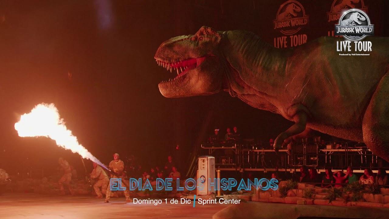 Jurassic World Live – Kansas City, MO