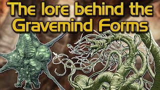 The Lore behind the Flood Gravemind forms