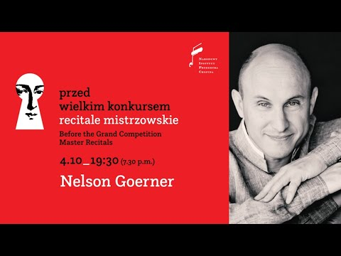 Nelson Goerner | Before the Grand Competition
