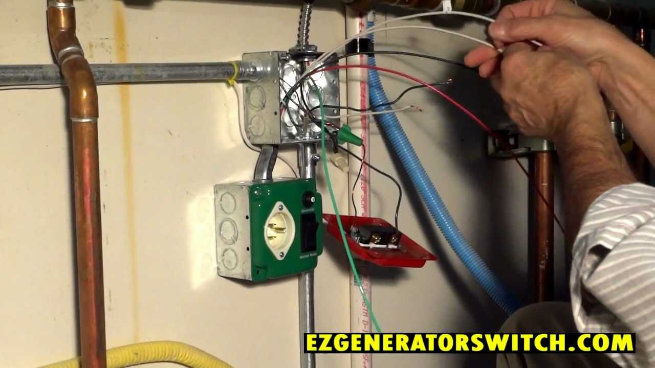 EZ Generator Switch  Installing onto an Existing Furnace