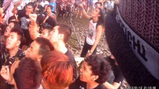 MOSH  PIT TV by COMA